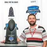 112116 Lockheed Martin Armed Forces Bowl Trophy